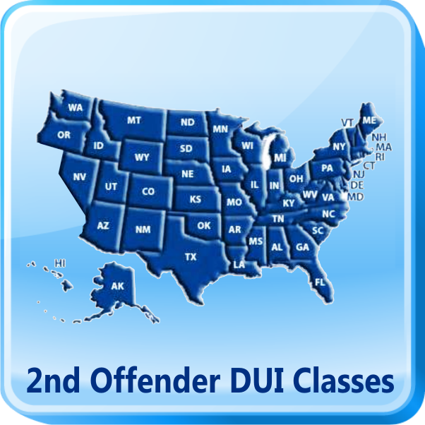 2nd Offender DUI Classes