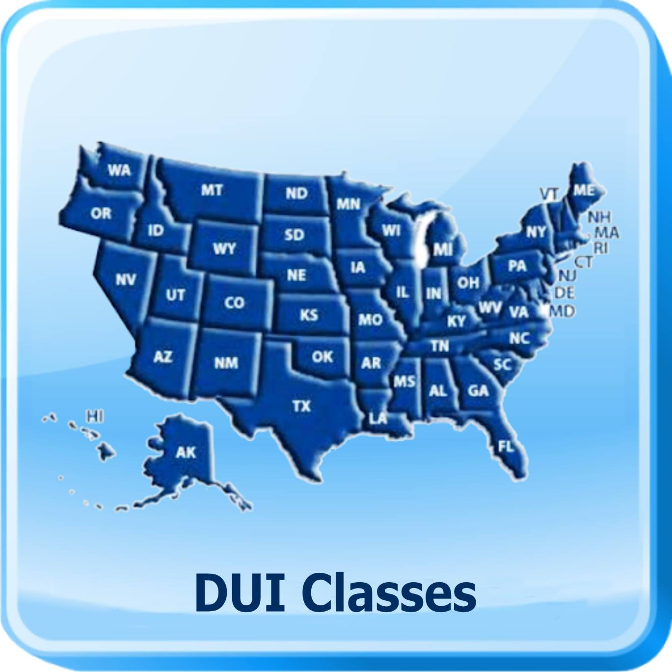 Level I & 2 DUI Classes